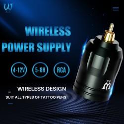 AVA Wireless Tattoo Power Supply