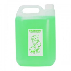 PIN UP GREEN SOAP 5 LITRI