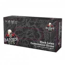 GUANTI LATTICE NERO BARBER DTS
