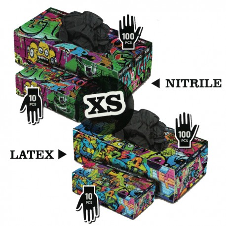 GRAFFITI GLOVES