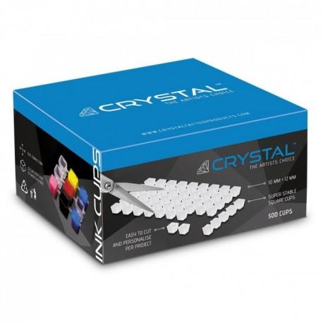 Crystal -  Ink Cups set - 500 pz