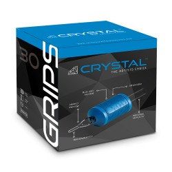BOX GRIP CRYSTAL MONOUSO ROUND LINER