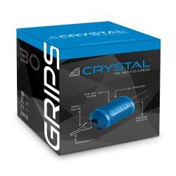 BOX GRIP CRYSTAL MONOUSO FLAT